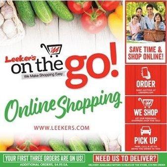 Leeker's | On the go!